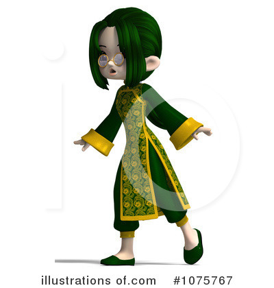 Oriental Clipart #1075767 by Ralf61