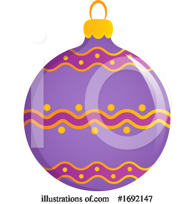 Ornament Clipart #1692147 by visekart