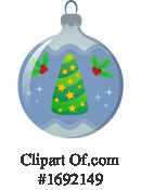 Ornament Clipart #1692149 by visekart