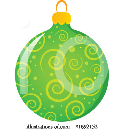 Ornament Clipart #1692152 by visekart