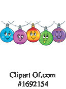 Ornament Clipart #1692154 by visekart