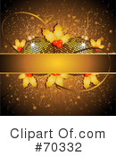 Royalty-Free (RF) Ornaments Clipart Illustration #70332