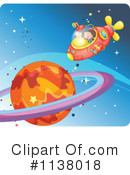 Outer Space Clipart #1138018 by Graphics RF