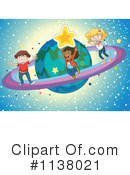 Outer Space Clipart #1138021 by Graphics RF
