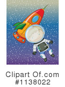 Outer Space Clipart #1138022 by Graphics RF
