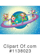 Outer Space Clipart #1138023 by Graphics RF