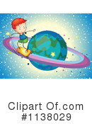 Outer Space Clipart #1138029 by Graphics RF