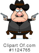 Outlaw Clipart #1124765 by Cory Thoman