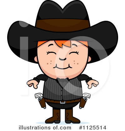 Outlaw Clipart #1125514 by Cory Thoman