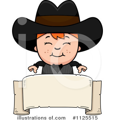 Outlaw Clipart #1125515 by Cory Thoman