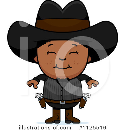 Outlaw Clipart #1125516 by Cory Thoman