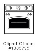 Oven Clipart #1383795