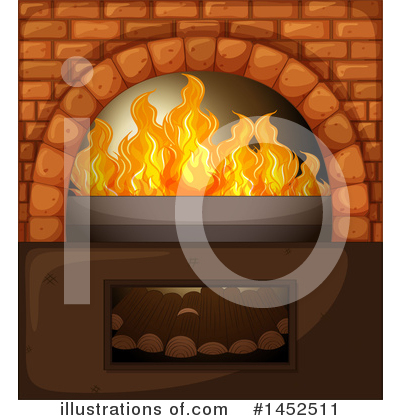 Fire Clipart #1452511 by Graphics RF