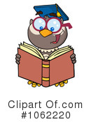 Owl Clipart #1062220 by Hit Toon