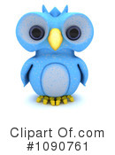 Owl Clipart #1090761 by KJ Pargeter