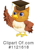 Owl Clipart #1121618 by Graphics RF