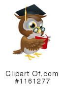 Owl Clipart #1161277 by AtStockIllustration