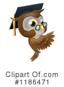 Owl Clipart #1186471 by AtStockIllustration