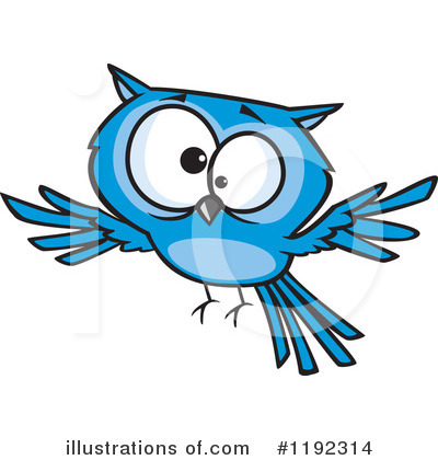 Bird Clipart #1192314 by toonaday