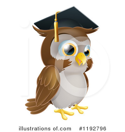Graduate Clipart #1192796 by AtStockIllustration