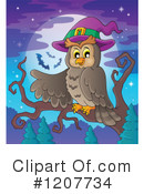 Owl Clipart #1207734 by visekart
