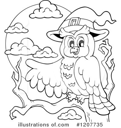 Witchcraft Clipart #1207735 by visekart
