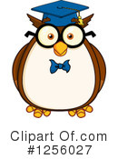 Owl Clipart #1256027 by Hit Toon
