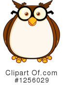 Owl Clipart #1256029 by Hit Toon