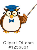 Owl Clipart #1256031 by Hit Toon