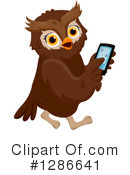Owl Clipart #1286641 by BNP Design Studio