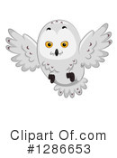 Royalty-Free (RF) Owl Clipart Illustration #1286653