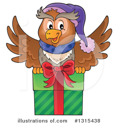 Christmas Gift Clipart #1315438 by visekart