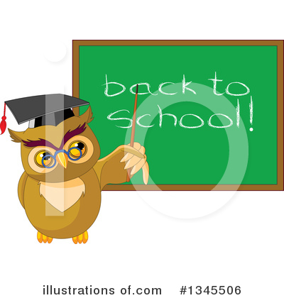 Back To School Clipart #1345506 by Pushkin