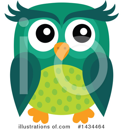 Owl Clipart #1434464 by visekart