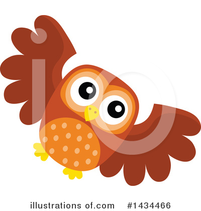 Owl Clipart #1434466 by visekart