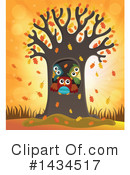 Owl Clipart #1434517 by visekart
