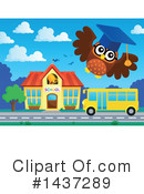 Owl Clipart #1437289 by visekart