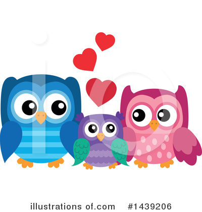 Owl Clipart #1439206 by visekart