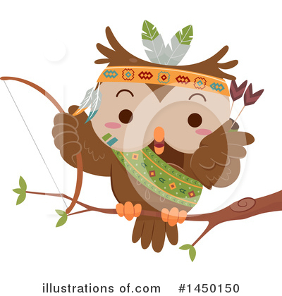 Owl Clipart #1450150 by BNP Design Studio