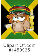 Royalty-Free (RF) Owl Clipart Illustration #1459935