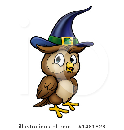 Witch Hat Clipart #1481828 by AtStockIllustration