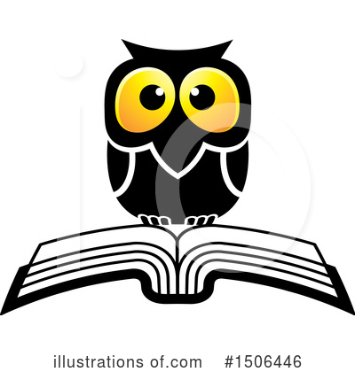 Book Clipart #1506446 by Lal Perera