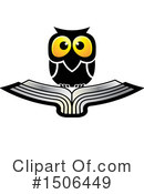 Royalty-Free (RF) Owl Clipart Illustration #1506449