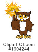 Owl Clipart #1604244 by Toons4Biz