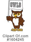 Owl Clipart #1604245 by Toons4Biz