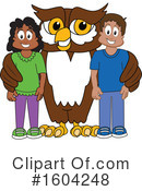Owl Clipart #1604248 by Toons4Biz