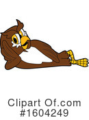 Owl Clipart #1604249 by Toons4Biz