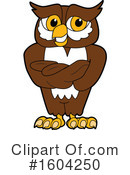 Owl Clipart #1604250 by Toons4Biz