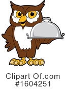 Owl Clipart #1604251 by Toons4Biz