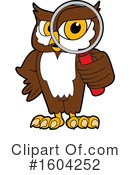 Owl Clipart #1604252 by Toons4Biz
